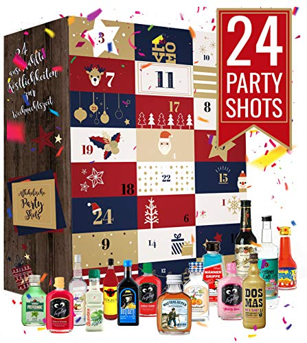 Whisky Adventskalender 2020 - 24 x 5 cl