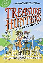 Treasure Hunters Book Series-Quest for the City of Gold