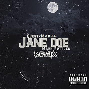 Jane Doe (feat. Mahka & Mark Battles)
