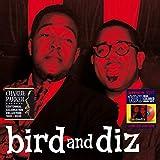 Bird & Diz [180-Gram Red Colored LP With Bonus Tracks] -  PARKER,CHARLIE & DIZZY GILLESPIE, Vinyl