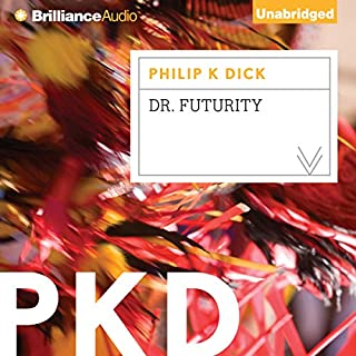 Dr. Futurity audiobook cover art