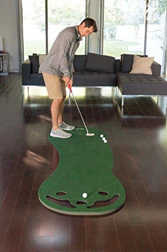 SKLZ Golf Indoor Putting Green, 3 x 9 feet