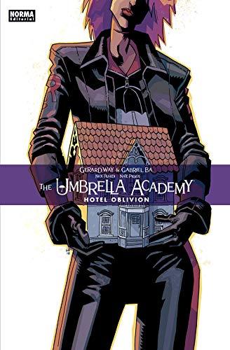 The Umbrella Academy 3 cartoné