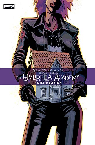 The Umbrella Academy 3 cartoné