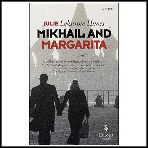 Mikhail and Margarita audiobook cover art