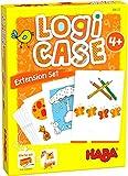 HABA 306122 - LogiCASE Set de Ampliación – Animales, Juego Educativo. Más 4 años