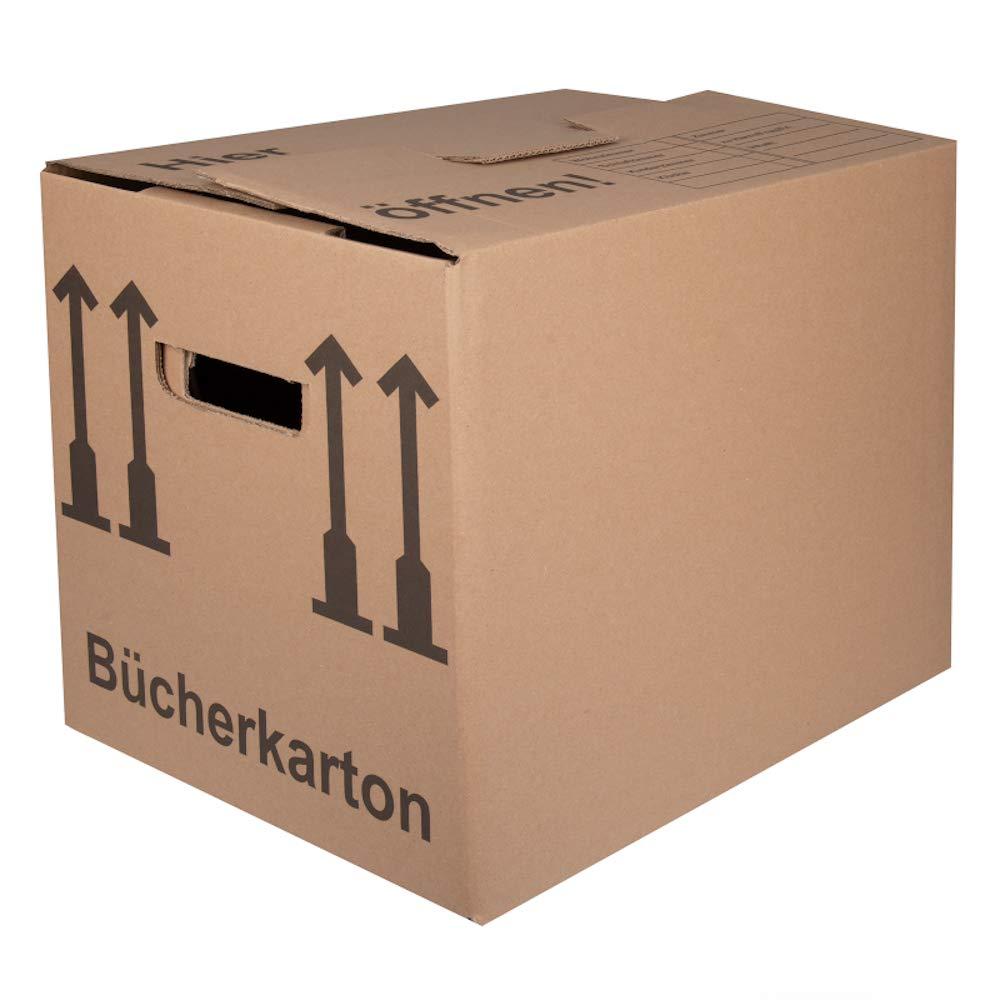 900 Cajas de libro Estándar 400 x 330 x 340 mm Libros Caja Caja De Embalaje Caja Transporte embalaje: Amazon.es: Oficina y papelería