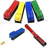 STRIR Manual Roller cigarrillos Tabacco maquina de papel del balanceo - Color aleatorio
