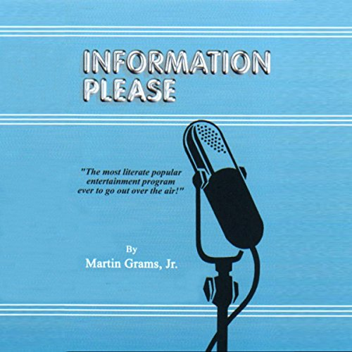 Information Please audiobook cover art