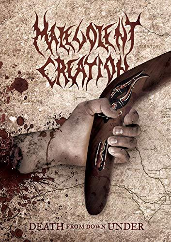 Malevolent Creation - Death from Down Under [Francia] [DVD]