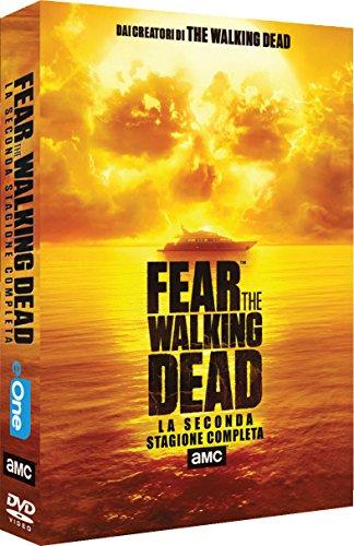 Fear The Walking Dead St.2 (Box 2 Dv)