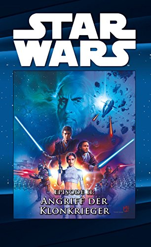 Star Wars Comic-Kollektion: Bd. 25: Episode II: Angriff der Klonkrieger