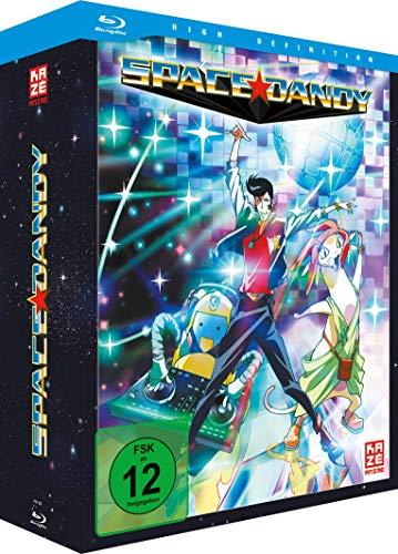Space Dandy - Staffel 1 - Gesamtausgabe - [Blu-ray]