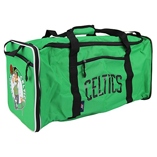 Northwest NBA Team Logo Extended Shoulder Duffle Bag (Boston Celtics)