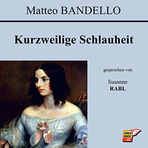 Kurzweilige Schlauheit cover art