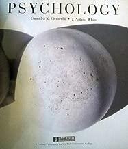 Psychology - Ivy Tech Community College Edition by Saundra K. Ciccarelli, J. Noland White (2009) Paperback