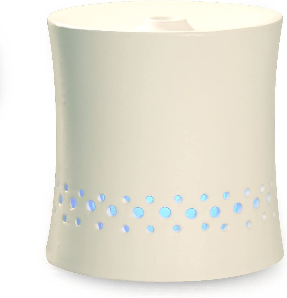 SPT 5% OFF Ultrasonic Aroma Diffuser Humidifier Housing with M Ceramic Bombing new work