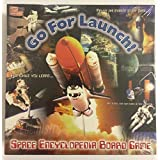 Go For Launch - Space Encyclopedia Board Game [並行輸入品]