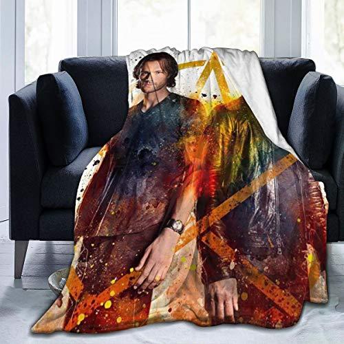 supernatural merchandise blanket - 4