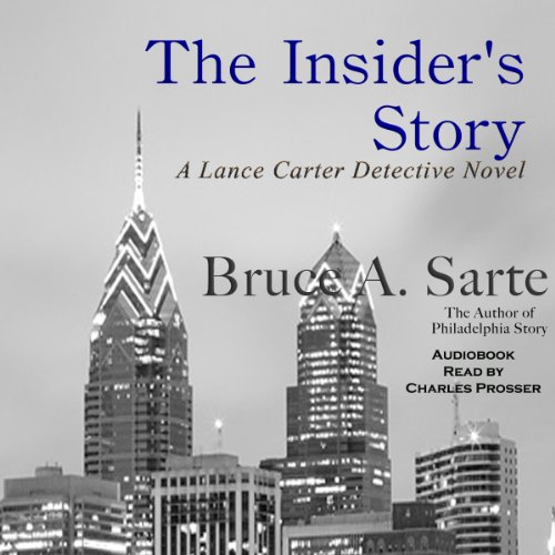 The Insider's Story audiobook cover art