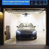 Immagine 1 lampada da garage led 120w