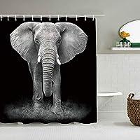 シャワーカーテン奇妙なラマアルパカ防水バスライナーフックが含まれていますdBathroom装飾的なアイデアポリエステル生地アクセサリー