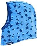 Playshoes Kinder-Unisex Fleece Sterne softe und atmungsaktive Schlupfmütze, blau, one size
