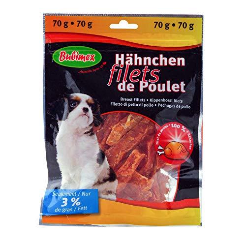 Bubimex - Friandises Filets De Poulet 70 G