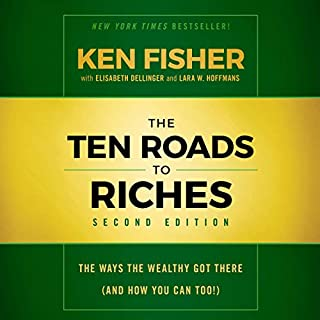 The Ten Roads to Riches, Second Edition audiobook cover art