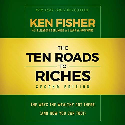 The Ten Roads to Riches, Second Edition cover art