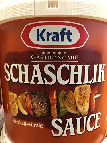 Kraft Schaschliksauce 12 Kg Eimer