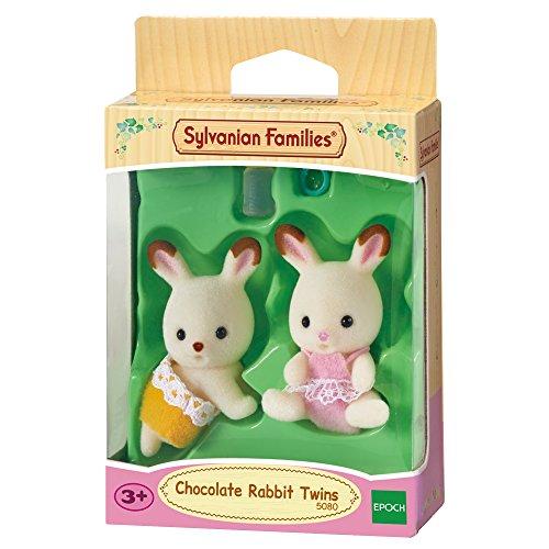 Sylvanian Families - 5080 - Schokoladenhasen Zwillinge