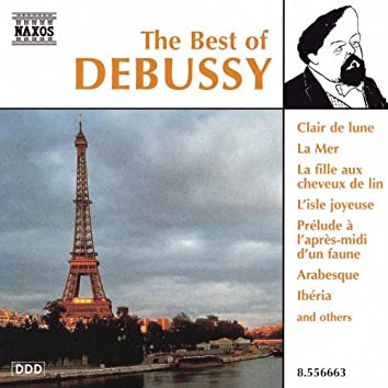 Debussy : The Best Of Debussy