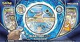 Pokemon Blastoise-Gx Premium Collection Box+ 3 Foil Cards + 6 Booster Pack