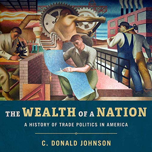 The Wealth of a Nation audiobook cover art