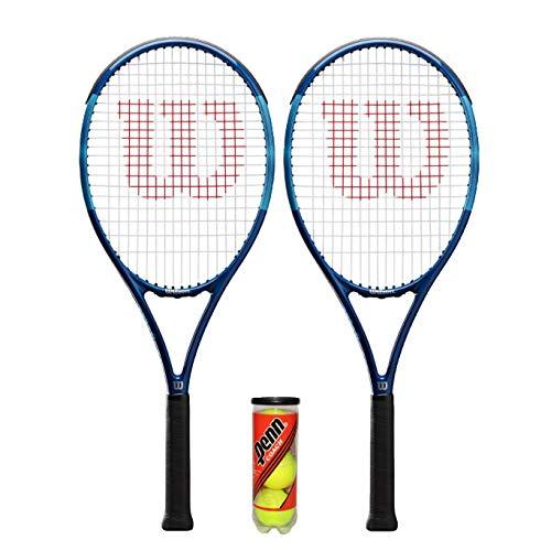 WILSON Ultra Pro 105 Graphite Tennisschläger (Verschiedene Optionen) (Nur Tennisschläger)