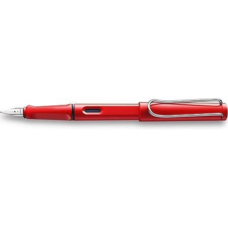 1230491 -/Set de stylo /à plume Argent Coffret cadeau Bross/é Lamy M 006//206 Avec stylo /à bille et /étui en cuir