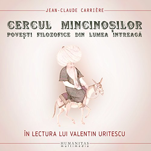 Cercul mincinoșilor audiobook cover art