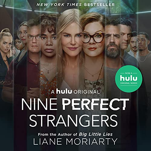 Nine Perfect Strangers Audiobook By Liane Moriarty cover art