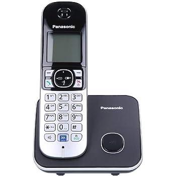 PANASONIC CORDLESS PHONE KX TG 6811FXB