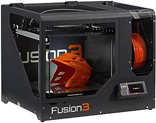 Fusion3 F410 (2019) High-Performance, Enclosed 3D Printer, Single Extruder (.4MM Nozzle), 2 Yr Warranty