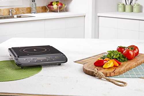 Copper Chef Induction Cooktop (Black), 10 HR