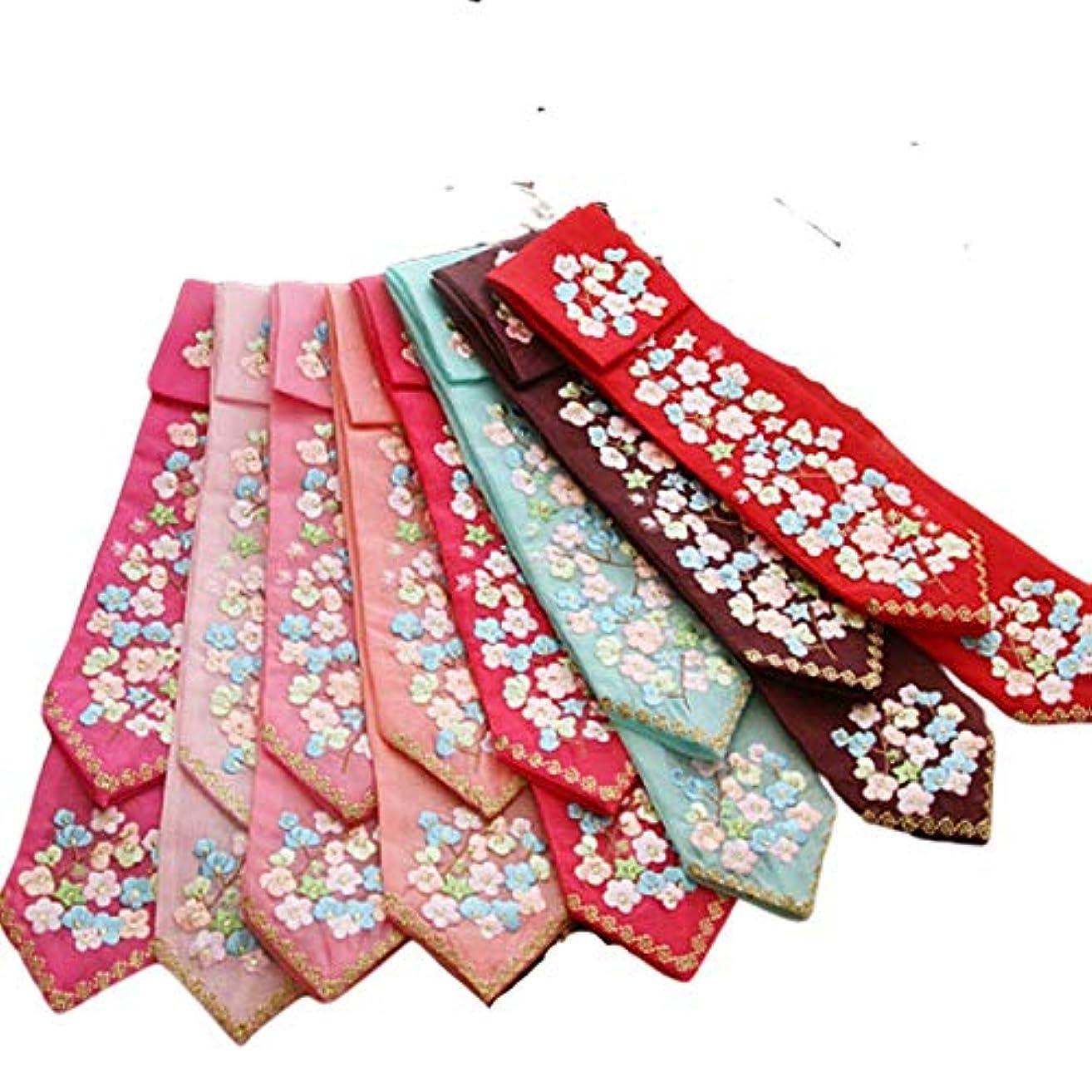 Korean Hanbok Traditional DAENGGI Hair Accessory Women Girls Babies Hairband PIGTAIL RIBBON bassi