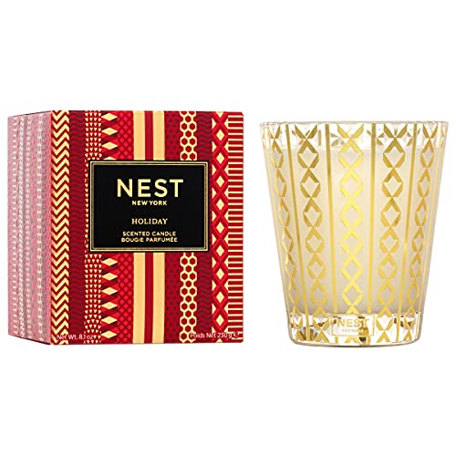 NEST Fragrances Holiday Scented Classic Candle