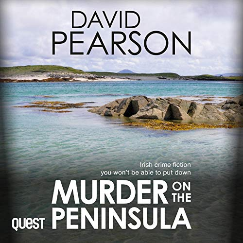 Murder on the Peninsula cover art