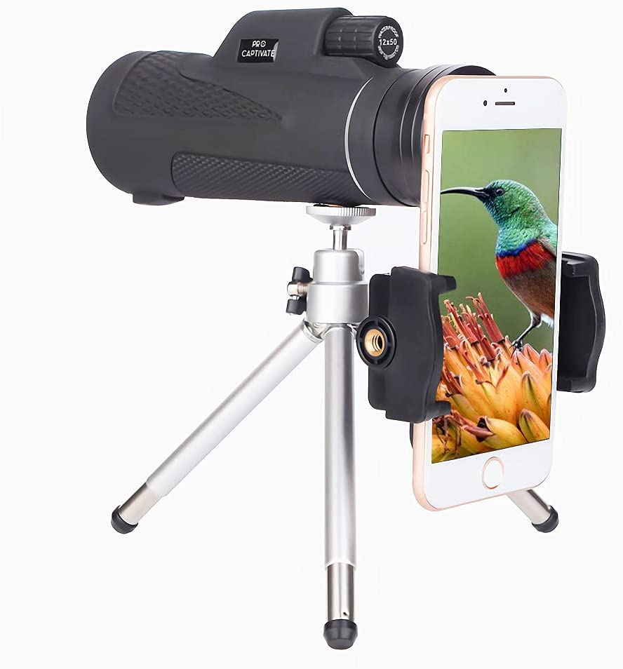 Ranking TOP7 PRO CAPTIVATE High Power Portable for Monocular Excellence Smartp Telescope