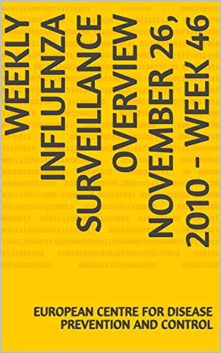 Weekly influenza surveillance overview November 26, 2010 - Week 46 (English Edition)