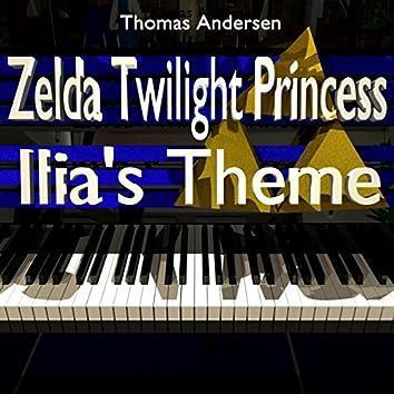 Zelda Twilight Princess Ilia's Theme