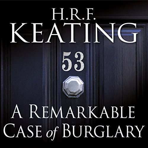 A Remarkable Case of Burglary cover art