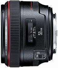 $1168 » Canon EF 50mm f/1.2 L USM Lens for Canon Digital SLR Cameras - Fixed (Renewed)